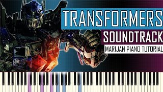 How To Play: Transformers 3 - There Is No Plan - Soundtrack | Piano Tutorial
