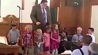 Children Singing the B.I.B.L.E. - Pastor Andrew McAfee