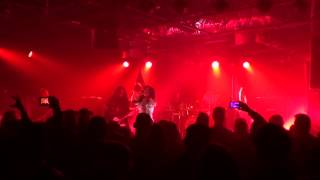 Arch Enemy - You WIll Know My Name LIVE 10/26/14 at Upstate Concert Hall