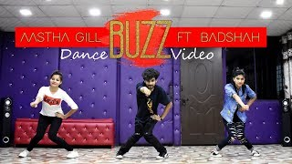 Tera Buzz Mujhe Jeene Na De Dance Video |  Aastha Gill - Buzz feat Badshah | Cover by Ajay Poptron