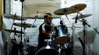 "ACDC - ""Big jack"" -  live at River Plate (drum cover)"