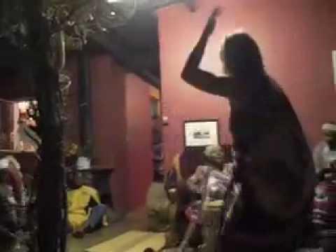 SANGOMAS DANCE IN  SOUTH AFRICA jessica shackleton