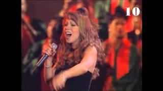 Mariah Carey - 14 F5's in 1 Minute