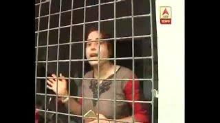 ABP Ananda talks to the accused teacher in Barisha school