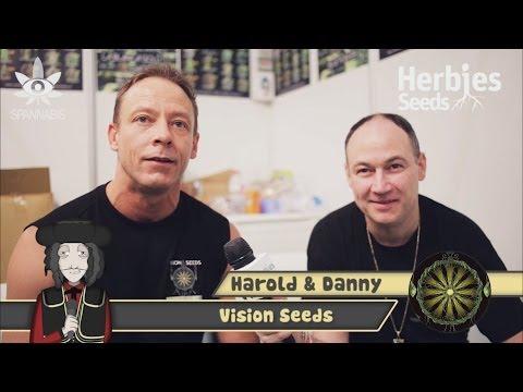 Vision Seeds @ Spannabis 2014 Barcelona
