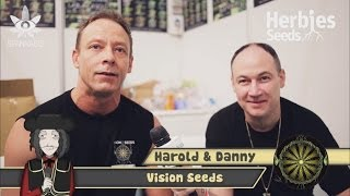 Herbie Interviews Vision Seeds