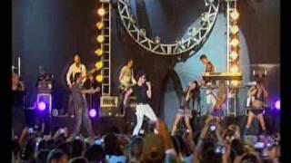 RBD Y NO PUEDO OLVIDARTE LIVE IN SAO PAULO HQ