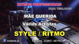 ♫ Ritmo / Style  - MÃE QUERIDA - Vários Artistas