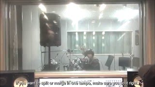 수상한 메신저 한국어 오프닝 녹음현장 Mystic Messenger Opening Song Korean Version Recording Scene