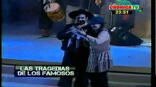 TRAGEDIA DE FAMOSOS -CRONICA TV - TAMARA CASTRO (26 PARTE)