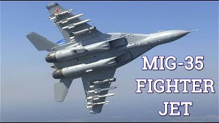 Watch How Russians Build New Generation MiG-35; Soon To Be Delivered To Russia's AIr Force!