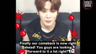 [NEOSUBS] 170613 NCT 127 - Cherry Bomb (Special Clip)
