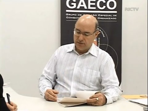 Gaeco denuncia Delegado e um Escrivão da Policiai Civil em Goioerê