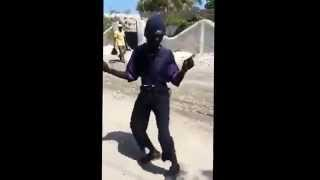 Dance like an African