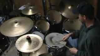Ugly Kid Joe - Madman (Drum Cover)