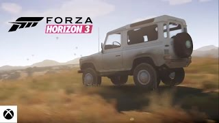 Forza Horizon 3: Gameplay Trailer (Xbox One/PC - FAN MADE)