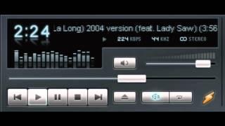 Inner Circle feat. Lady Saw - Sweat (A La La La La Long)