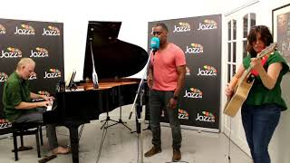 Simon Law live session at Jazz FM