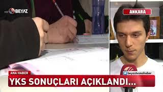 YKS Türkiye ikincisi, başarısının sırrını Beyaz Haber'e açıkladı!