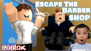 Escape The Barber Shop Obby Fun Roblox Game CKN Gaming