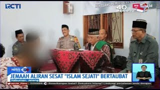 Belasan Pengikut Aliran Sesat 'Islam Sejati' di Kebumen Bertaubat - SIS 08/03