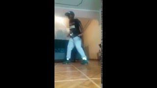 TALENTO DE I AM DANCE - KRUMP DANCER