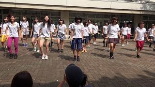 豊多摩高校 体操ダンス部 - Uptown Funk