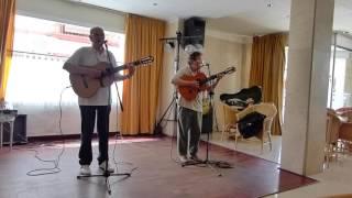 Musica Mexicana - Los Reyes Paraguayos - Morning meeting 09062016 - Mi mayor sacrificio