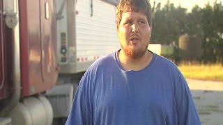 Extended interview: Truck driver describes capturing road rage rant on video