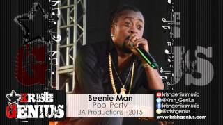 Beenie Man - Pool Party [Life Support Riddim] July 2015