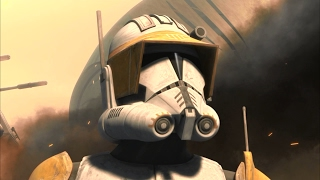 Foreshadowing of Order 66 in Star Wars The Clone Wars