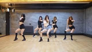 [Mirrored] SUNMI 선미 - 'Gashina 가시나' Mirrored Dance Practice 안무영상 거울모드