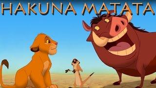 Der König der Löwen - Hakuna Matata | Disney HD