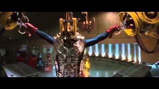 Ironman Suit Up Sound Design
