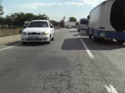 OVERLAND: my trip by bike across Ukraine