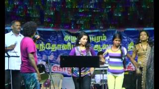 Azhagappapuram St Antony's Church Festival 2013-3rd Day Part 2