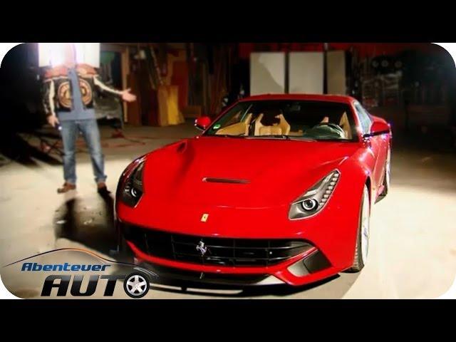 Fahrbericht: Ferrari F12 Berlinetta   Abenteuer Auto Classics