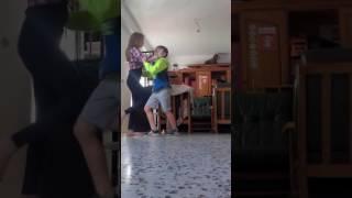 Juanma y Sandra - Me emborracharé- Grupo extra
