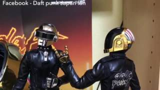 Daft punk RAH human after all 2.0 by Medicom toys
