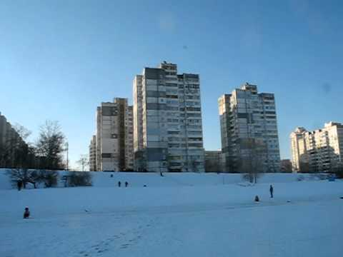 Собаче гирло, зима (Feb. 11, 2012)