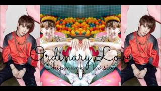 Park Kyung (Block B) - Ordinary Love [Chipmunk Version]