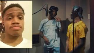 Armon & Trey    Location, Shining, Tunnel Vision, Bounce Back, Permission Reaction Video 🔥