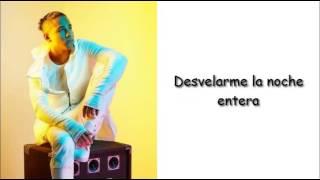 CNCO - Quisiera (Ballad Version) ft. Abraham Mateo (LETRA)