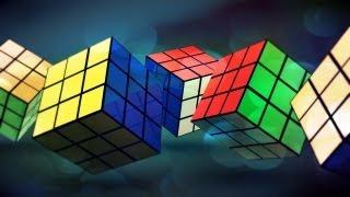 Rubik's Cube in 3D [Cinema 4D]+Download link free