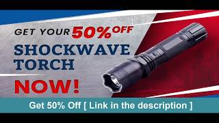 Best Self Defense Weapon For You | Shockwave Torch Review | Stop An Attacker