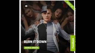 LNY TNZ  -  Burn it Down (Dance Smash Radio 538)