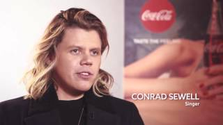 """Conrad Sewell and Avicii Collaborate to Create New Anthem, """"Taste the Feeling"""""""