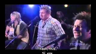Rascal Flatts - My Wish - live (español)