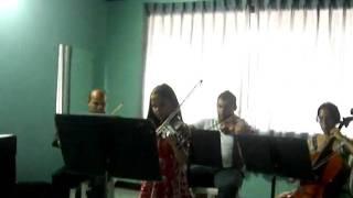 concierto de violin de alondra