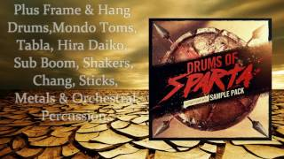 Drums Of Sparta from Loopmasters